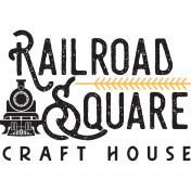 Railroad Square Craft House Logo