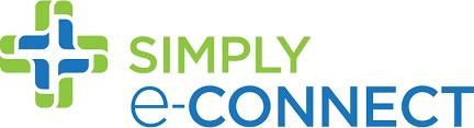 Simply e-Connect Logo