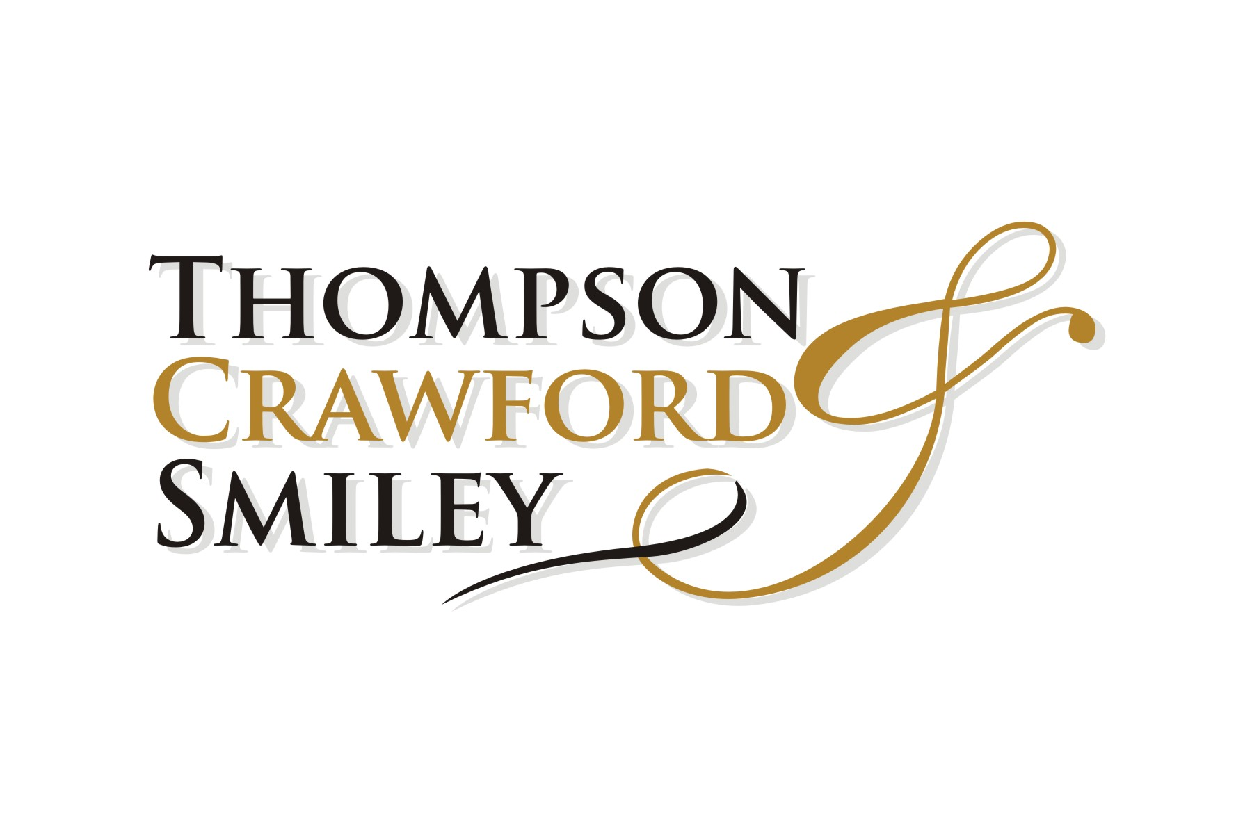 Thompson, Crawford, and Smiley Logo