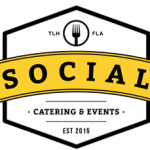 Social catering and events logo